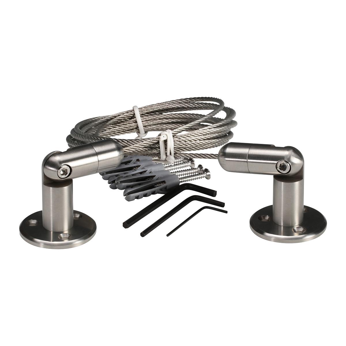Kits pour Signalétique par Câble et Tiges